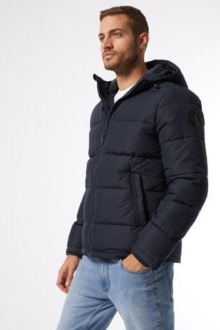 Burton Navy Ripstop Aspen Padded Jacket