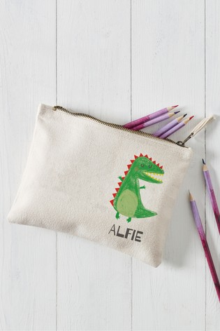 Personalised Pencil Case by Loveabode