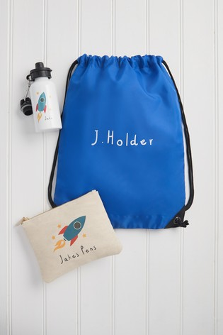 Personalised Back To School Set by Loveabode