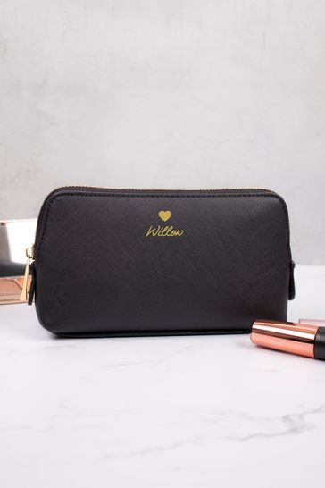 Personalised Cosmetic Bag by Loveabode