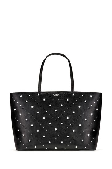 Victoria's Secret Mixed Stud Everything Tote