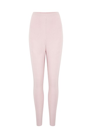 Charnos Pink Second Skin Thermal Leggings
