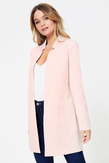 Only Pink Coatigan