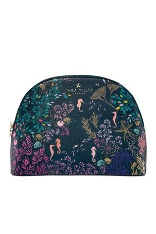 Sara Miller Underwater Spa Large Cosmetic Bag
