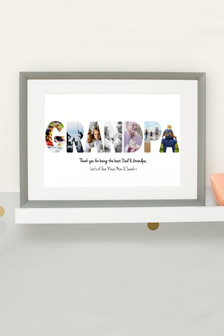 Personalised Photograph Print by Jonny's Sister