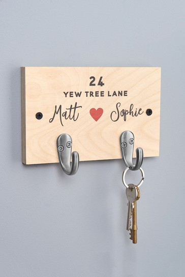 Personalised Couples Hooks by Oakdene