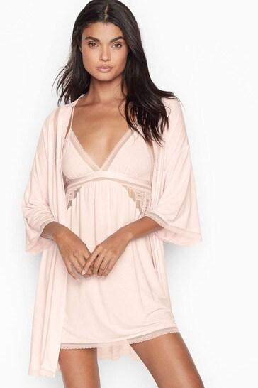 Victoria's Secret Heavenly by Victoria Supersoft Modal Robe