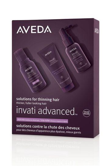Aveda Invati Advanced Light Trio (worth £33)
