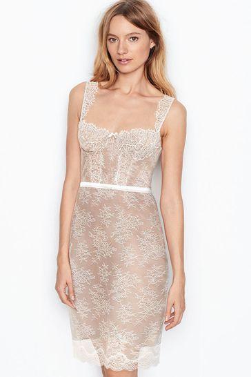 Victoria's Secret Wicked Balconette Lace Slip
