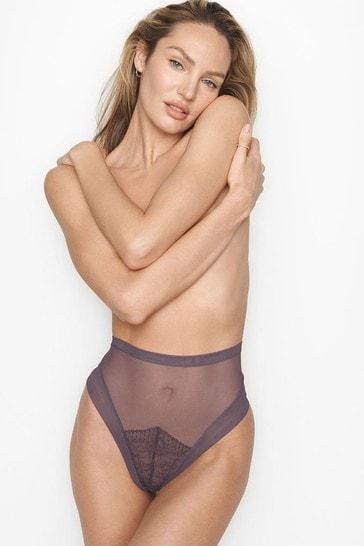 Victoria's Secret Lace High Waist Cheeky Panty