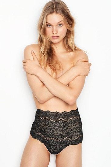 Victoria's Secret Highwaist Corded Thong Panty