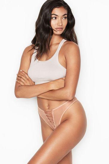 Victoria's Secret Tulle Brazilian Panty