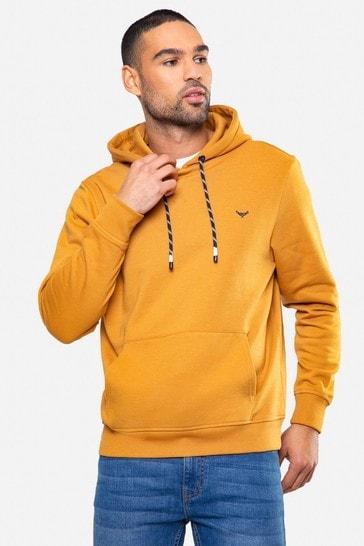Threadbare Yellow Clementine Hoodie