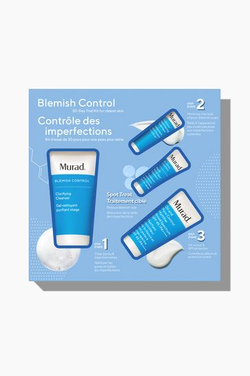 Murad Blemish Control 30-Day Trial Kit (worth £48.50)