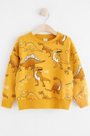 Lindex Yellow Sweater (Kids)
