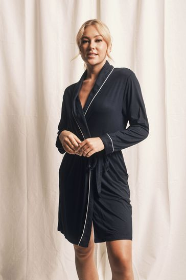 Personalised Luxury  Robe by Made Wright London
