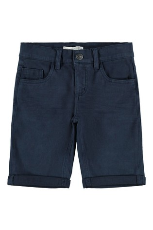Name It Dark Sapphire Chino Shorts