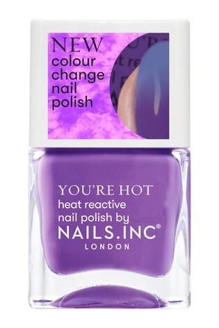 NAILS INC Thermochromic Polish