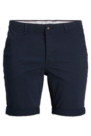 Jack & Jones Navy Blazer Chino Shorts