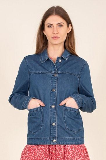 Brakeburn Blue Denim Jacket