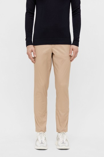 JLindeberg Stone Cotton Chino Golf Trousers