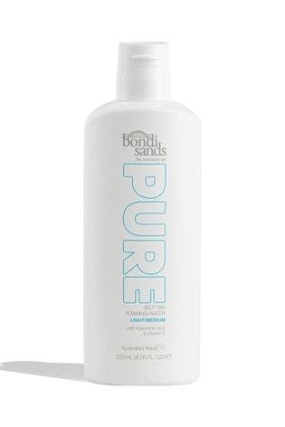 Bondi Sands Pure Self Tan Foaming Water 200ml