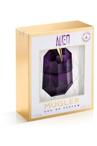 Mugler Alien Eau de Parfum Refillable 15ml