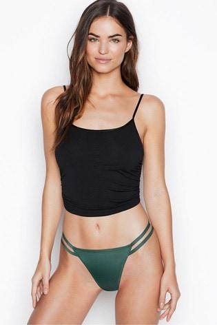 Victoria's Secret Lace V-String Panty