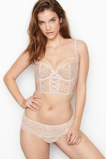 Victoria's Secret Lace Hipster Thong Panty