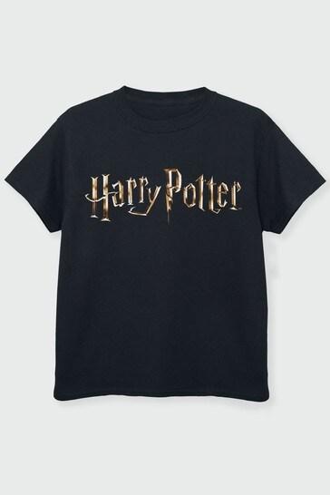 Girls Logo T-Shirt by Harry Potter