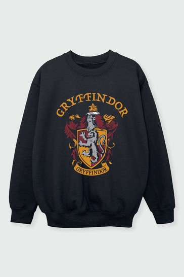 Girls Gryffindor Crest Sweatshirt by Harry Potter