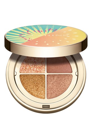 Clarins Limited Edition Ombre 4 Colour Eyeshadow Palette