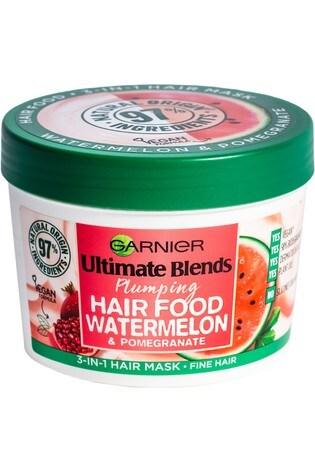 Garnier Ultimate Blends Plumping Hair Food Watermelon Hair Mask Treatment 390ml