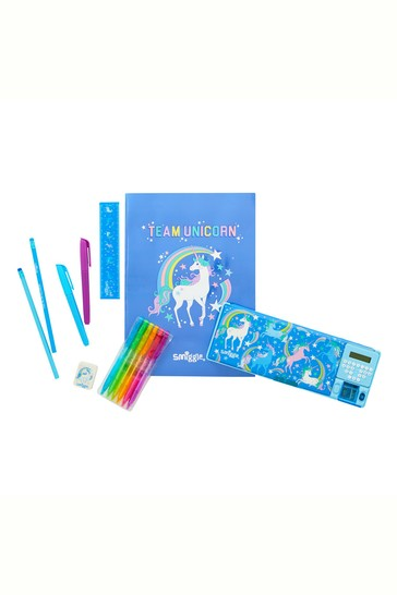 Smiggle Blue Reload Pop Out Kit