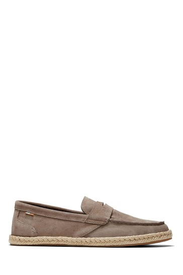 TOMS Stanford Rope Suede Shoes