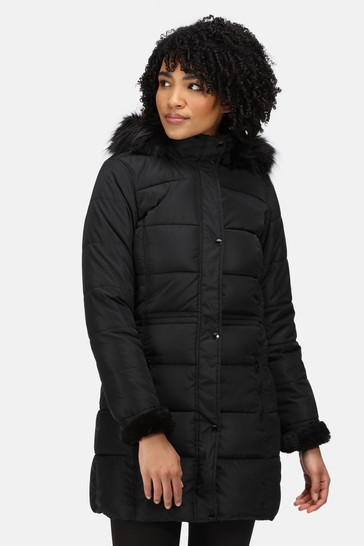 Rochelle Humes Collection Della Insulated Longline Jacket
