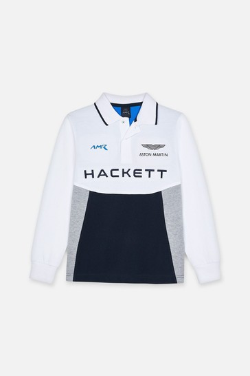 Hackett AMR Multi Polo