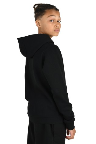 Rascal Boys Black Essential Hoody