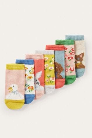 Boden Multi Sock Box Seven Pack