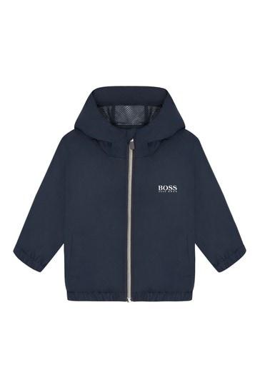 베이비 보이즈 네이비 재킷
