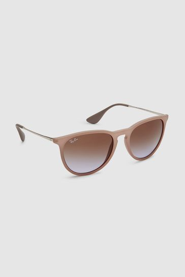 a00c6dc5cf5 Buy Ray-Ban® Dark Sand Erika Sunglasses from Next Belgium
