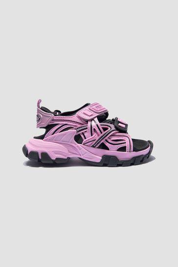 Girls Pink Sandals