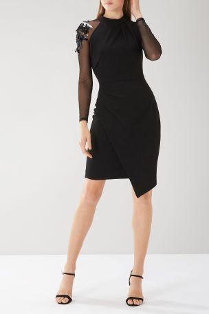 Buy Coast Black Torville Cocktail Dress From Next Ireland