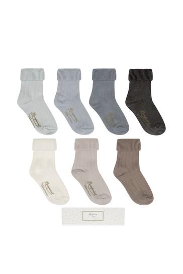 Baby Multicoloured Socks Gift Set