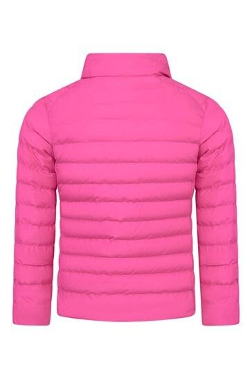 걸스 퍼플 재킷