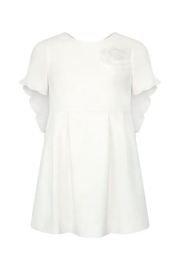 Girls Ivory Dress