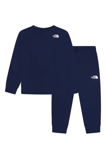 Navy Tracksuit