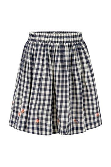 Girls Navy Skirt