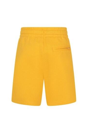 Dolce & Gabbana Boys Orange Cotton Shorts