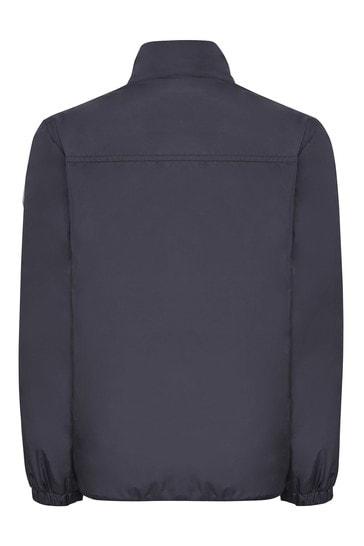 Boys Navy Demetrio Jacket